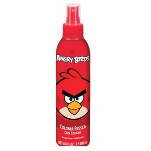Angry Bird Red cool cologne +3 ans 200ml Réf : P6104