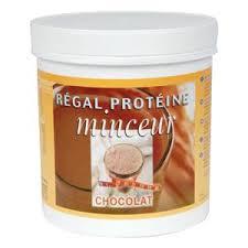 Fenioux Régal Protéine Minceur Vanille 350g