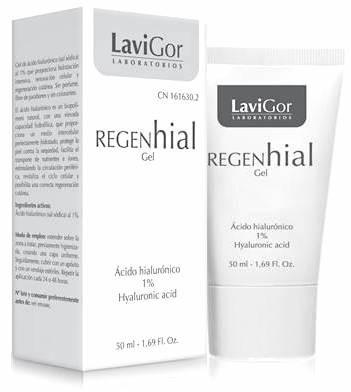 Lavigor Regenhial gel hydratation intensive 50ml
