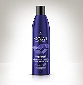 Hair Chemist Caviar Hair Care Rejuvenating Shampoo - Shampooing Hydratant Pour Cheveux Secs 296 ml