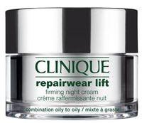 Clinique Repairwear Lift Crème Réparation Intense Raffermissante Nuit 30ml peau seche/tres seche