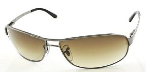 Ray Ban Lunettes solaires RB3343 004/51 63*12