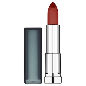 Maybelline Couleur Sensational Creamy Mattes Lipstick N° 968 Rich Ruby Réf : 3600531349752