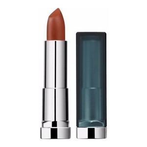 Maybelline Couleur Sensational Creamy Mattes Lipstick N° 986 Melted chocolate Réf : 3600531363857