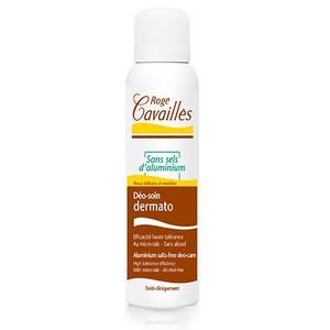 Rogé cavaillè spray Déo-soin dermato Sans sels d'aluminium 150 ml