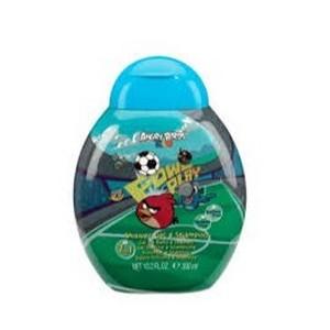 Air-Val Angry Bird Rio Gel & Shampoo 300ml Réf : 6115