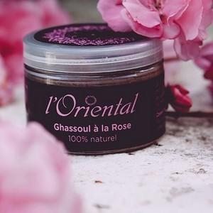 Rituels d'Orient Ghassoul à La Rose 150ml