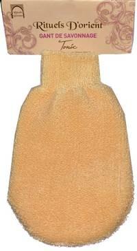 Rituels d'orient gant de savonnage tonic