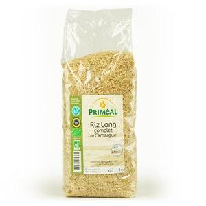 Primeal riz long complet bio 1kg