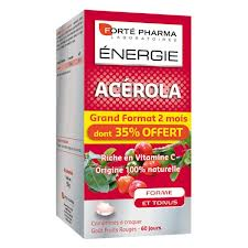 Forte Pharma Acerola Energie 60 comprimés