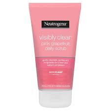 Neutrogena Visibly clear Gel Exfoliant Pamplemousse Rose 150 ml