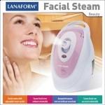 Lanaform Sauna Facial Steam nettoyage du visage à la vapeur
