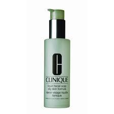 Clinique savon visage liquide tonique 200ml