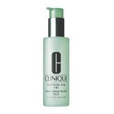 Clinique savon visage liquide tres doux 200ml