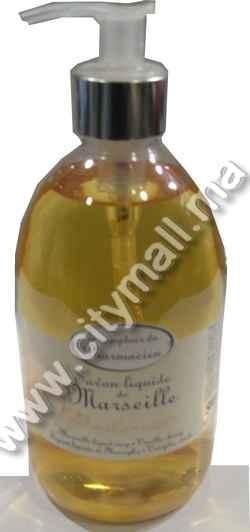 Laino savon de marseille nature surgras corps et mains (500 ml)