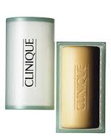 Clinique savon visage doux avec boitier peau seche/mixte