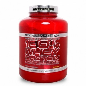 Scitec Nutrition 100% Whey Protein Vanille 2350g
