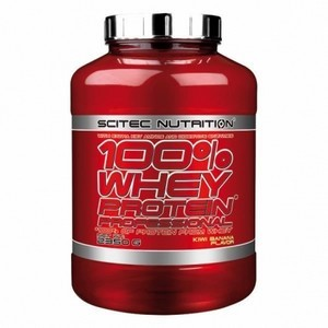 Scitec Nutrition 100% Whey Protein Professional Banane 2350g