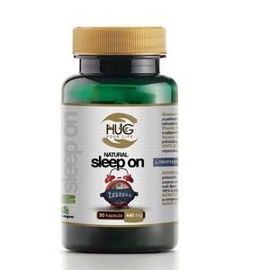 Hug your life Natural Sleep-On Mélatonine 30 capsules