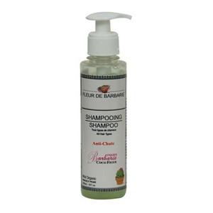 Fleur de Barbarie shampooing anti-chute hydratant à l'huile de pepins de figues de barbarie 200ml