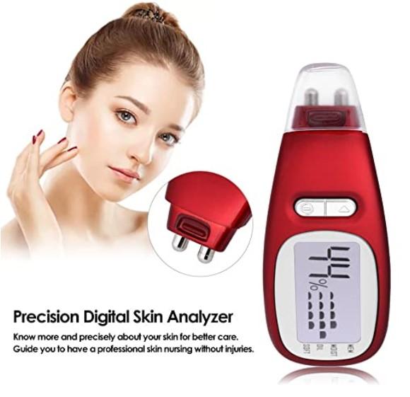 Skin Analyzer pour tester le type de peau