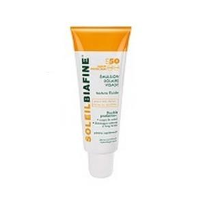 Soleil Biafine Emulsion Solaire visage (spf50) 50 ml