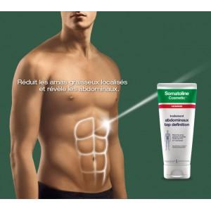 Somatoline homme abdominaux top definition (200 ml)