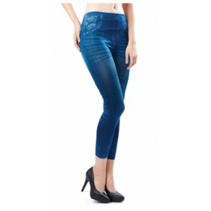 So'slim jeans minceur bleu taille standard