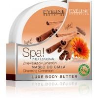 Eveline Spa professionnel crème corporelle cannelle 200ml