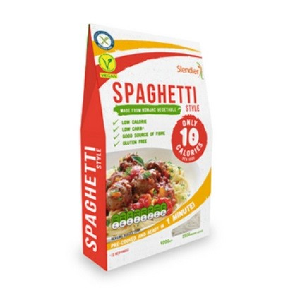 Slendier Organic Konjac Spaghetti 400g