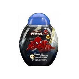Spider-man Gel & Shampoo 300ml Réf : P6116
