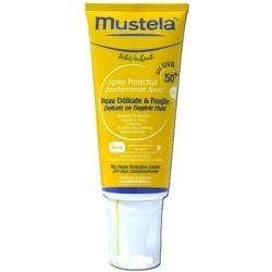 Mustela Spray Protecteur Solaire peau Delicate et Fragile spf 50 100ml