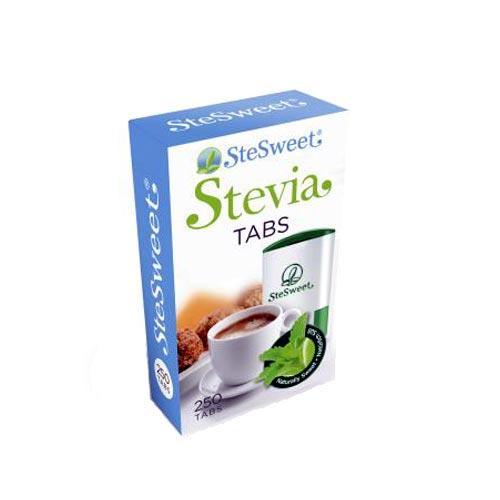 Stesweet Stevia 250 tabs