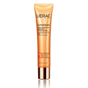 Lierac SUNISSIME Fluide protecteur énergisant Anti-âge global SPF50+ (40 ml)