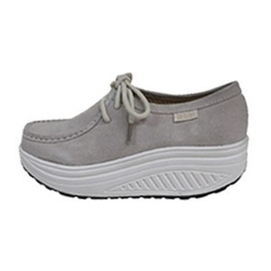 Sveltesse balancing shoes mocassins beige