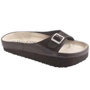 Sveltesse sandales minceur marron