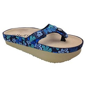 Sveltesse Tongs hawaienne turquoise