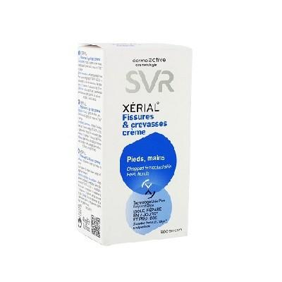 SVR Xerial Crème Fissures et Crevasses ( Pieds, Mains ) 40ml