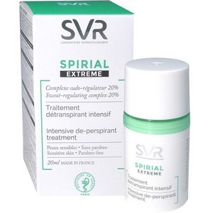 SVR Spirial Extreme Traitement Détranspirant Intensif 20 ml