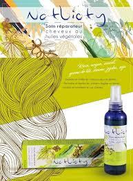 Natbioty Soin réparateur cheveux au huiles végétales 100 ml