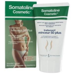 Somatoline Cosmetic traitement minceur 50 plus 250ml