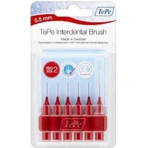 TEPE Brossettes Originales Rouge 0.5mm
