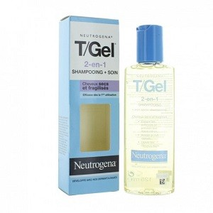 Neutrogena T/Gel 2-en-1 Shampooing + Soin (125ml)