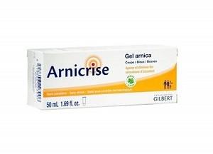 Arnicrise Gel Arnica 50ml
