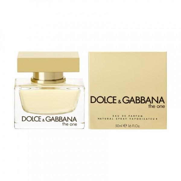 Dolce&Gabbana The One Eau de parfum femmes 50ml