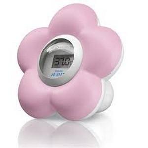Avent Philips Thermomètre pour le bain et la Chambre (Rose)