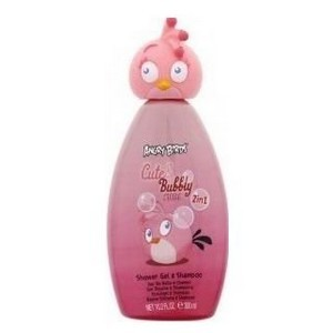 Air-Val Angry Bird Gel Douche + Shampooing 300ml Topper Ste Réf : 5970