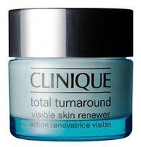 Clinique Total Turnaround Action Rénovatrice Visible Crème - 50ml peau tres seche/mixte