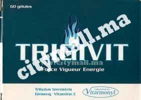TRIGIVIT force vigueur Energie 60 gélules