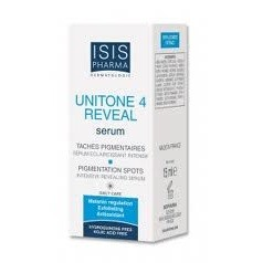 Unitone 4 Reveal Sérum Dépigmentation Intensive - Jour (15 ml)
